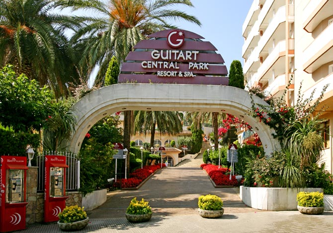 Hôtel Guitart Central Park Aqua Resort